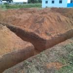 Uitgraven school